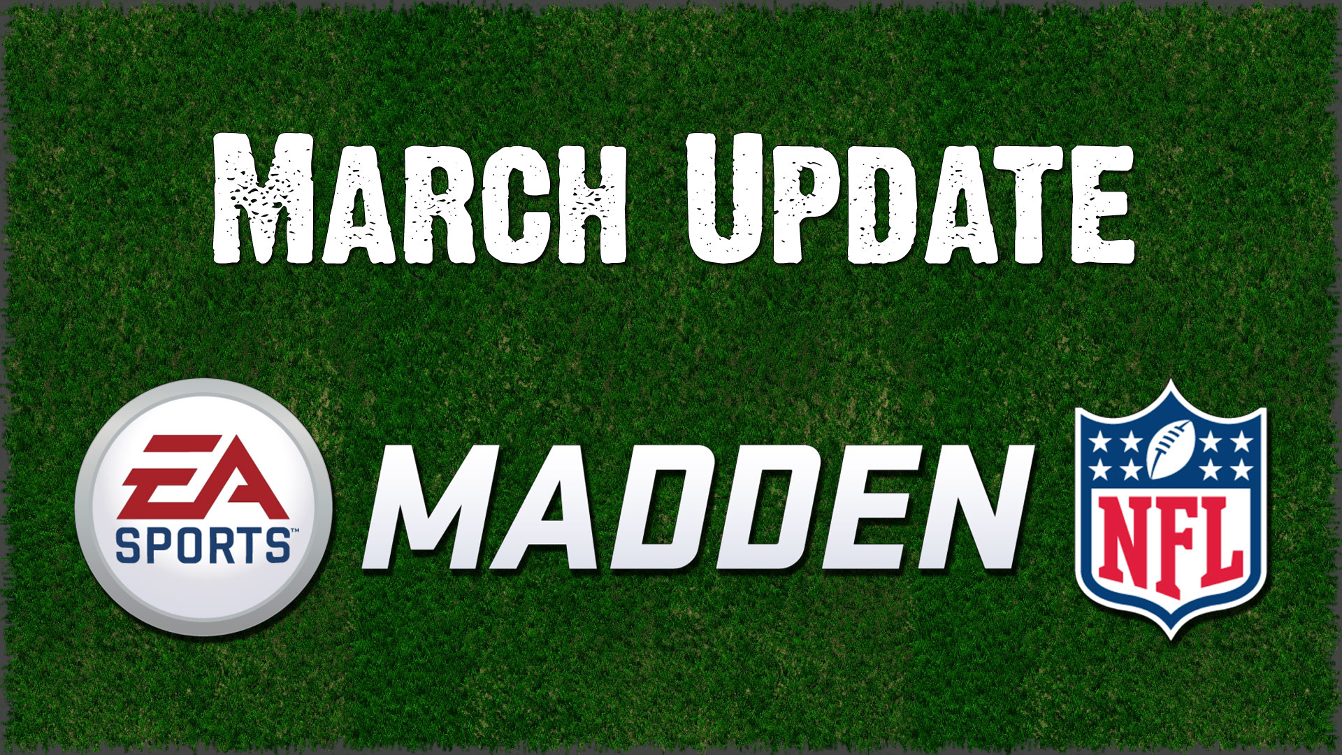 Madden NFL 18 March 19th Title Update